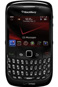 3G смартфон BlackBerry Curve 8530