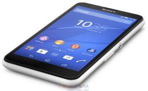 Новый смартфон Sony Xperia E4