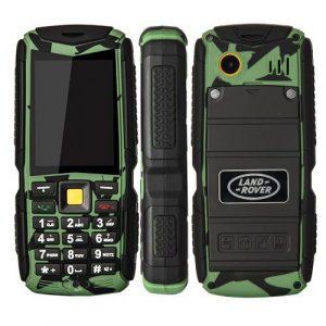 Телефон на три карточки CDMA + GSM + GSM Landrover M12