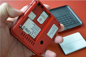 Слот под SIM карту может с успехом использоваться не только для GSM, но и для RUIM карточек Интертелеком.